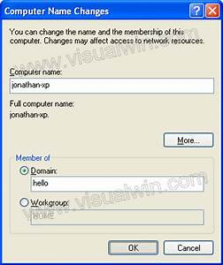 Newbie Networking: Win Server 2003 : Active Directory ...