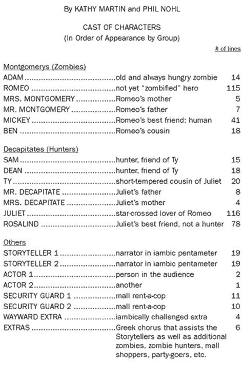 romeo and juliet play script modern zombeo and juliet a modern retelling of the classic tragedy
