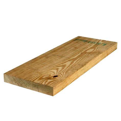 ft  pressure treated lumber