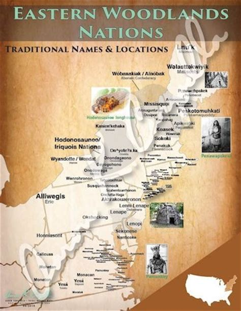 translate bureau virginia maryland jersey and delaware tribes
