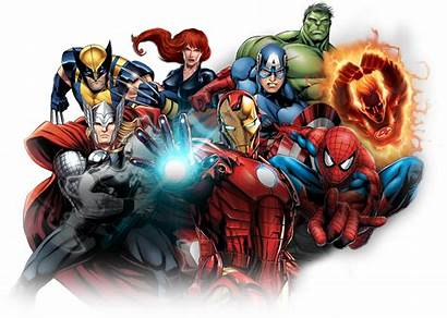 Marvel Avengers Clipart Graphic Novel Pluspng Heroes