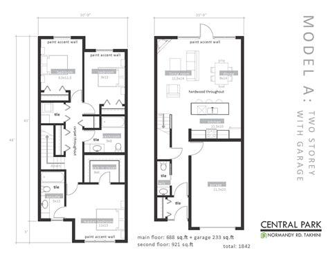 floor plan central park development floor plans takhini whitehorse