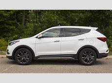 Review 2017 Hyundai Santa Fe Sport — Good Looks and Value