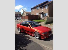 BMW E36 328I SE Widearch Saloon in Barry, Vale of