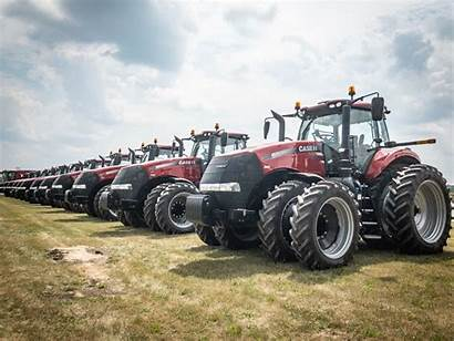 Ih Case Gibson Lineup Tractors Check Magnums