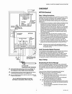 Checkout  W7751h Checkout  Step 1  Wiring Connections