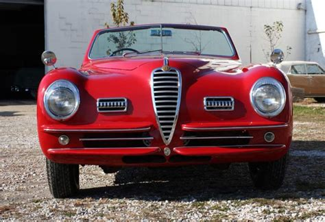 Alfa Romeo 6c Guide, History And Timeline From Classiccars