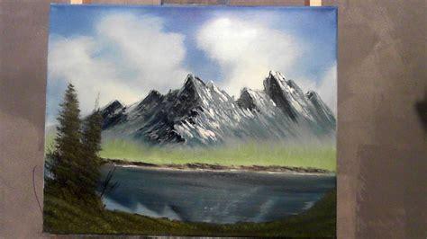 easy oil painting lesson  beginners wet  wet