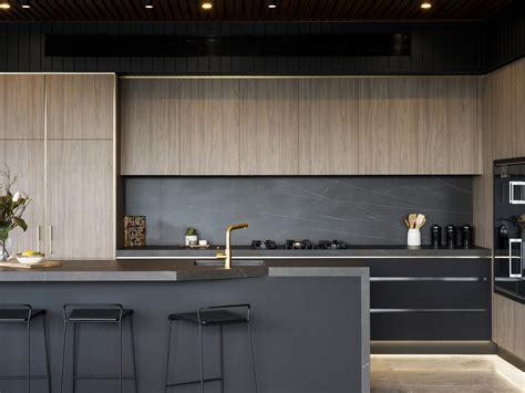 Kitchen Designs Black