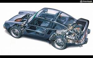 What Is The Difference Between A Mid-engine Car And A Rear-engine Car
