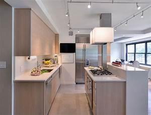 New York City Apartment Kitchen Small Kitchen Design