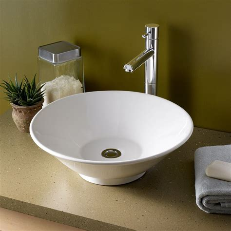 Modern Above Counter Bathroom Sinks by Bathroom Sinks Celerity Above Counter Vessel Sink