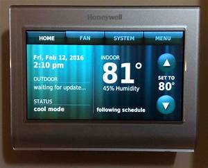 Change Wifi Network On Honeywell Smart Thermostat
