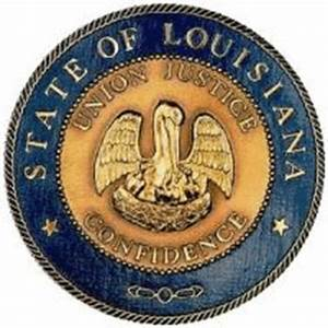 Cultural Geography Louisiana Flag And Description And Louisiana Seal