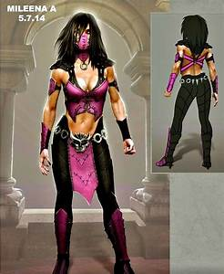 60 best images about Mileena