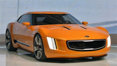 2016 Kia Gt4 Stinger Release Date And Concept  2017 Cars