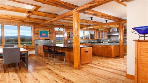 Log Cabin Open Floor Plans Affordable Log Cabins, Log