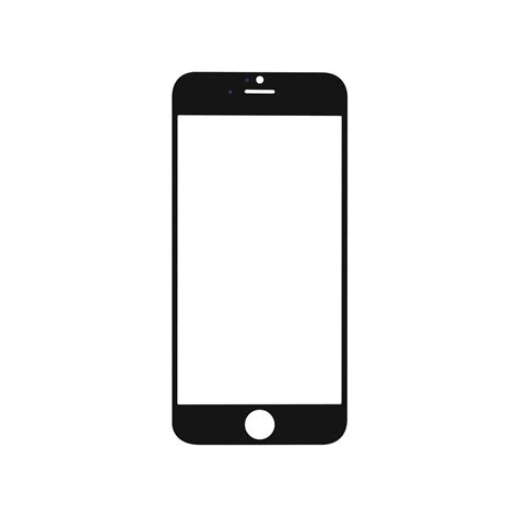 iphone  black display assembly  front camera  home