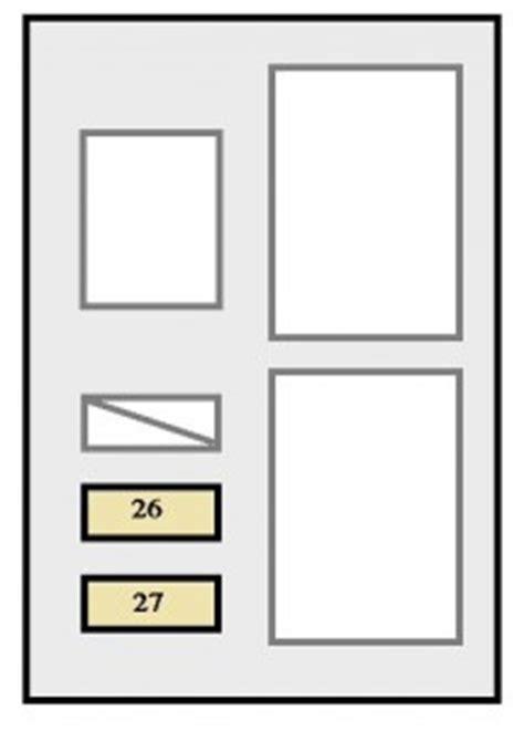 Toyota Avalon Fuse Box Diagram Auto Genius