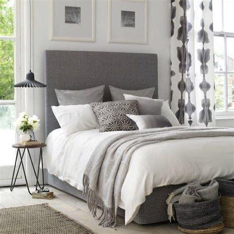 Bedroom Ideas Upholstered Headboard by Grey Headboard Iemg Info