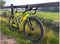 Martin Gibbs' Kinesis Tripster AT Kinesis Bikes