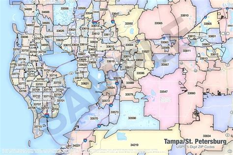 South Bay Area Zip Code Map