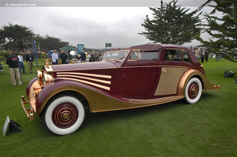 1937 Rolls Royce by 1937 Rolls Royce Phantom Iii At The 58th Annual Pebble