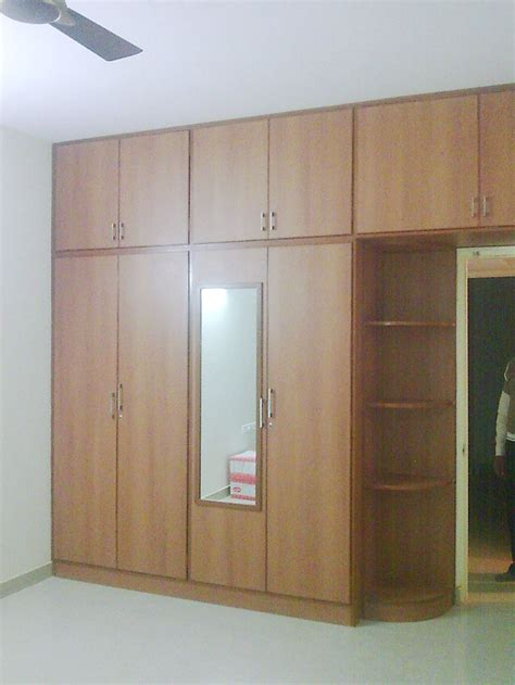 Interior Design Cupboards by Build In Wardrobe Bedroom Cupboard Designs And Wood