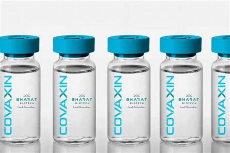 Bharat Biotech reveals its Covid-19 vaccine Covaxin's ...