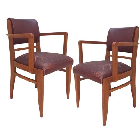 conrav com fauteuil bridge marron