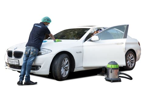 Car In Service by Car Cleaning Service At Doorstep In Delhi Ncr By Professionals
