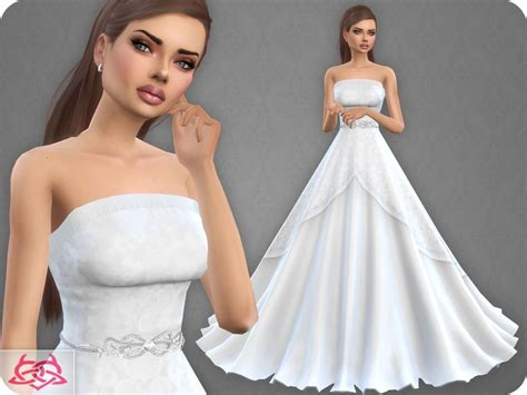 Wedding Dress 9 Recolor 1