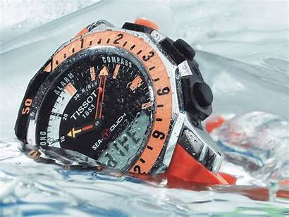 Tissot Watches Touch Wallpapers Sea Luxusuhren Wrist