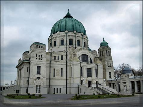 Treklens Central Cemetery In Vienna Photo