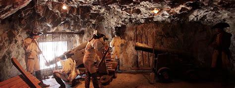 visit gibraltar rock great siege tunnels