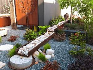 Steingarten Bilder Beispiele : steingarten anlegen und eine naturgem e und attraktive gartengestaltung genie en ~ Watch28wear.com Haus und Dekorationen