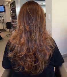 Long Layered Hairstyles Thin Hair
