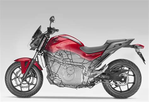 Honda's Supercharged Nc750 Mcn
