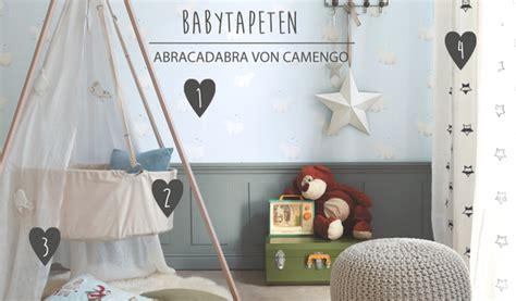 Tapeten Für Dachschrä by Babyzimmer Tapete Gestaltung