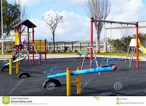 Empty Playground Royalty Free Stock Photo - Image: 29740025