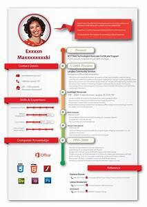 creative professional resume design for creative people With creative professional resume