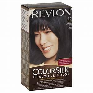 Revlon ColorSilk Beautiful Color Permanent Color Natural