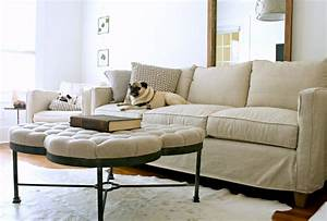 Baroque sofa slipcover in living room contemporary with for King furniture slipcovers