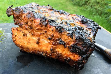 cuisiner les berniques travers de porc au barbecue une recette de barbecue