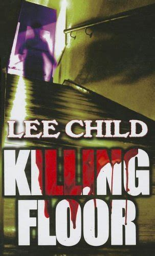 killing floor a jack reacher novel thornike press large