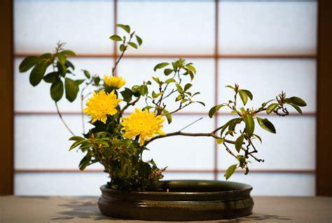 ohara ikebana exhibition portland japanese garden