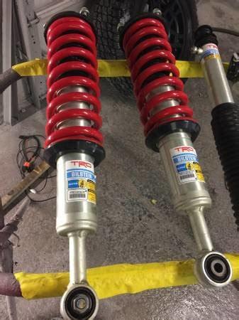 Trd Pro Suspension by Installed Trd Pro Suspension Sorta Tacoma World