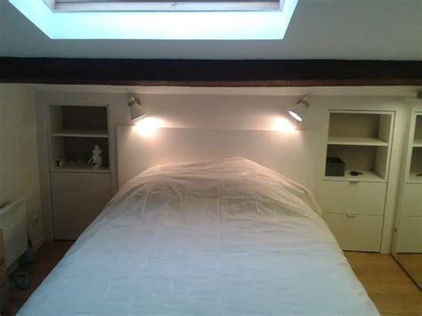 optimiser espace chambre duplex alésia rénovation d 39 une chambre sous combles pour