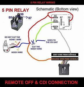5 Pin Relay Wiring Diagram New 5 Pin
