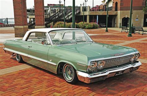 Custom 1963 Chevrolet Impala  Deal 'em Up